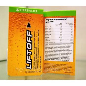 Энергетический напиток LiftOff Лифт оф